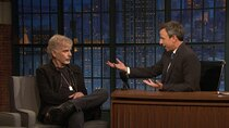 Late Night with Seth Meyers - Episode 8 - Billy Bob Thornton, Beth Ditto, Lauv ft. Anne-Marie