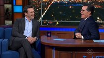 The Late Show with Stephen Colbert - Episode 22 - Jon Hamm, Pete Alonso