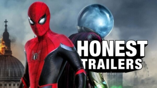 Honest Trailers - S08E41 - Spider-Man: Far From Home