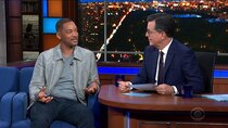The Late Show with Stephen Colbert - Episode 24 - Will Smith, Andrew Scott