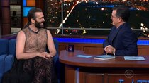 The Late Show with Stephen Colbert - Episode 25 - Jonathan Van Ness, Brett Gelman, Big Thief, Elizabeth Warren,...