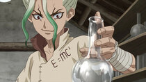 Dr. Stone - Episode 15 - The Culmination of Two Million Years