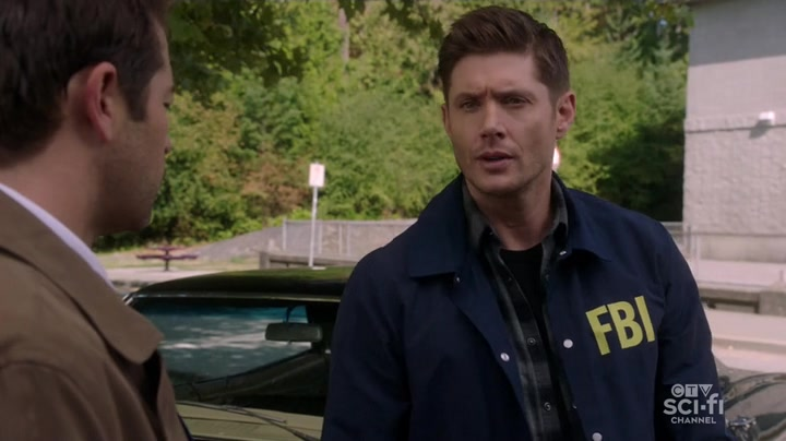 Screenshot of Supernatural Season 15 Episode 1 (S15E01)