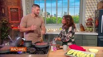 Rachael Ray - Episode 27 - Tim Tebow and Rach are cooking up a keto-friendly lasagna dish
