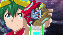 Digimon Universe: Appli Monsters - Episode 39 - A New Power: The App Drive Duo!