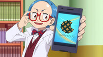 Digimon Universe: Appli Monsters - Episode 19 - The Sea of the 'Net in Trouble! The 'Time' Has Come: Ultimate...