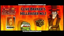 Atop the Fourth Wall - Episode 37 - Clive Barker's Hellraiser #1