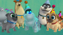 Puppy Dog Pals - Episode 60 - ARF's Birthday