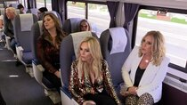 The Real Housewives of Orange County - Episode 11 - Hot Mess Express