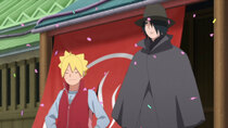 Boruto: Naruto Next Generations - Episode 129 - The Village Hidden in the Leaves