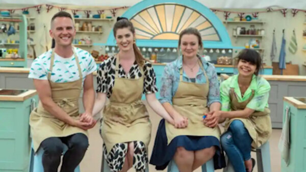 The Great British Bake Off Season 10 Episode 9
