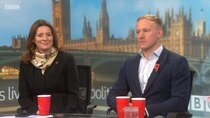 Politics Live - Episode 169 - 28/10/2019