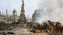Greatest Events of World War II In Colour - Episode 8 - Firestorm Over Dresden