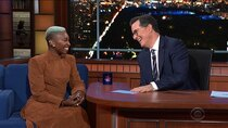 The Late Show with Stephen Colbert - Episode 34 - Norman Reedus, Cynthia Erivo, Miranda Lambert