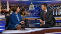 The Daily Show - Episode 15 - Amy Klobuchar