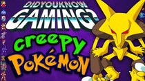 Did You Know Gaming? - Episode 332 - Creepy Pokemon Facts