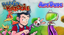 AntDude - Episode 28 - Banjo-Kazooie Nuts and Bolts - Now With Cars