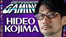 Did You Know Gaming? - Episode 333 - Hideo Kojima: From Metal Gear to Death Stranding