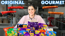 Gourmet Makes - Episode 28 - Pastry Chef Attempts to Make Gourmet Takis