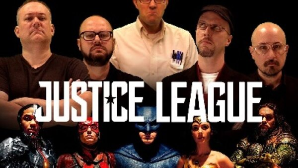 Nostalgia Critic - S12E45 - Justice League