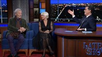 "The Late Show with Stephen Colbert - Episode 39 - Helen Mirren, Ian McKellen, ""MasterChef Junior"" Contestants"