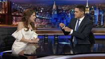 The Daily Show - Episode 21 - Jim Himes & Anna Kendrick