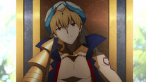 Fate/Grand Order: Zettai Majuu Sensen Babylonia - Episode 3 - The King and His People