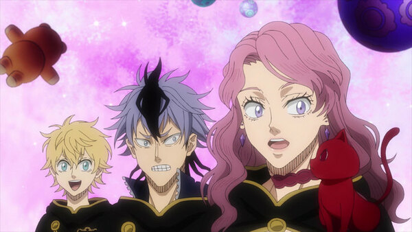 Black Clover - Ep. 111 - The Eyes in the Mirror