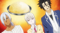 Foodgasm Is Back Food Wars 4 Confermato Shokugeki No Souma Shin