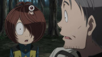 Gegege no Kitarou - Episode 85 - The Giant, Daidarabotchi