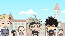 Mugyutto! Black Clover - Episode 4 - The Flirty Magic Knight Sees a Nightmare While Next to the Fiercely...