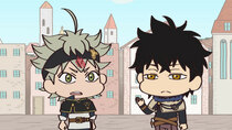 Mugyutto! Black Clover - Episode 2 - The Star on the Shooting Star