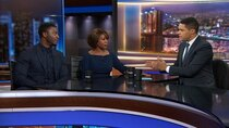 The Daily Show - Episode 34 - Alfre Woodard & Aldis Hodge