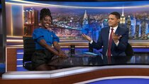 The Daily Show - Episode 35 - Lupita Nyong'o