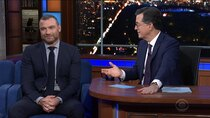 The Late Show with Stephen Colbert - Episode 41 - Liev Schreiber, Daniel Kaluuya, Cold War Kids