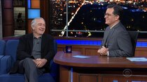 The Late Show with Stephen Colbert - Episode 50 - Robert De Niro, J.J. Abrams