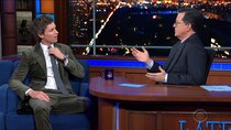 The Late Show with Stephen Colbert - Episode 53 - Eddie Redmayne, Joe Pera, Pharrell Williams