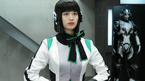Kamen Rider - Episode 13 - My Job is the President's Secretary