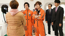 Kamen Rider - Episode 14 - Our Astronaut Brothers!