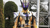 Kamen Rider - Episode 17 - No, I Am the President and a Kamen Rider