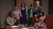 The Good Place - Episode 8 - The Funeral to End All Funerals