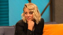 Comedy Bang! Bang! - Episode 11 - Kaley Cuoco Wears a Black Blazer and Slip-on Sneakers