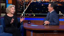 The Late Show with Stephen Colbert - Episode 65 - Jane Fonda, Tan France, Miranda Lambert