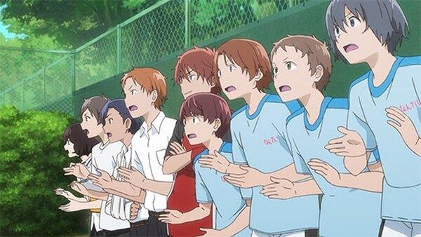 Hoshiai no Sora Episode 12