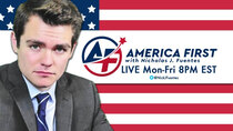 America First with Nicholas J Fuentes - Episode 218 - LIVE: Donald Trump OFFICIALLY Impeached
