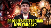 Nostalgia Critic - Episode 2 - Prequels Better Than the New Trilogy?
