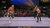 All Elite Wrestling: Dynamite - Episode 1 - AEW Dynamite 13