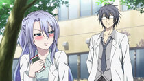Rikei ga Koi ni Ochita no de Shoumei Shite Mita. - Episode 1 - Science-types Fell in Love, So They Tried to Analyze It.
