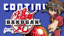 Continue? - Episode 2 - Bakugan Battle Brawlers (PS2)