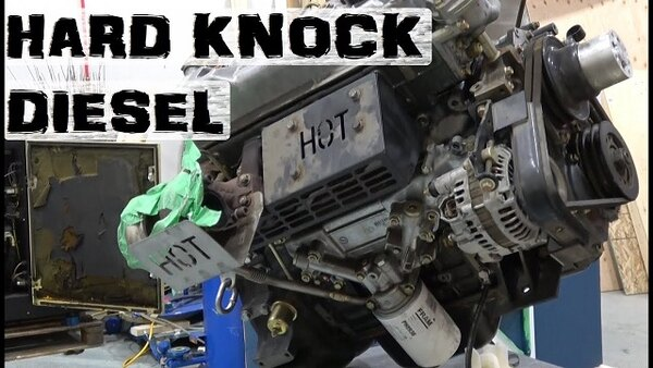 AvE - S2019E120 - Dirty Diesel Knockers | Spun Bearing?